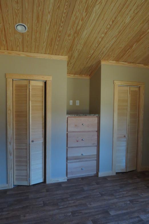 Platinum Cottages Interior Options